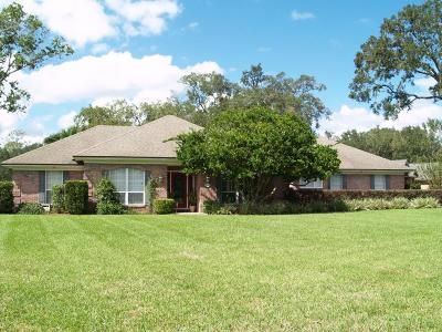 Fleming Island Single Family Home Contingent Take Backup: 1844 Habersham Harbour Dr