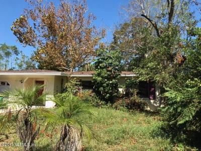 Jacksonville Beach Single Family Home For Sale: 1021 6th Ave North