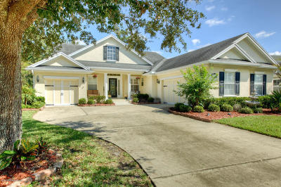 Glen St Johns, Johns Creek, Sandy Creek, South Hampton, Southampton, Southlake, St Johns Golf & Cc, Stonehurst Plantation, Wingfield Glen, Cimarrone, Cimarrone Golf & Cc, Johns Glen, Southern Grove, St Johns Forest, The Gables Single Family Home For Sale: 2044 Glenfield Crossing Ct