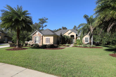 Fleming Island Single Family Home For Sale: 2680 Country Side Dr