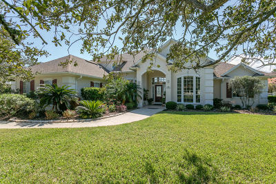 St Augustine Single Family Home For Sale: 701 Pinehurst Pl