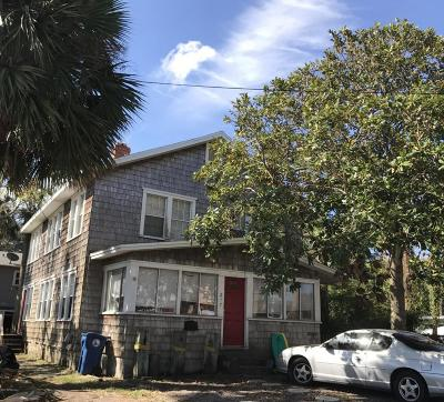 Neptune Beach Multi Family Home Contingent Take Backup: 217 Davis St