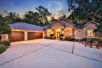Ponte Vedra Single Family Home For Sale: 517 Fresh Pond Rd