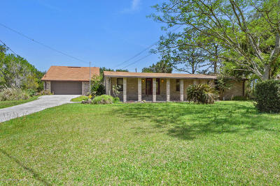 Single Family Home For Sale: 16229 Shellcracker Rd
