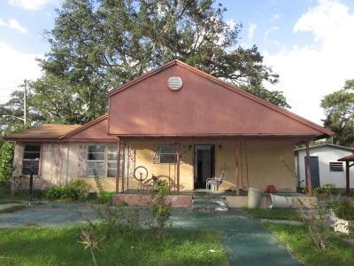 Orange Park Single Family Home For Sale: 1903 McDower Ln