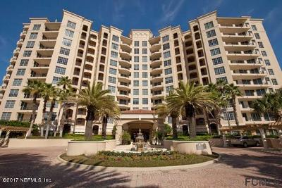 Palm Coast Condo For Sale: 7 Mer Ave #801