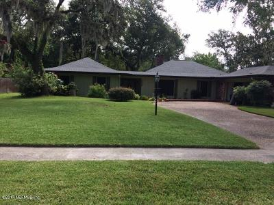 Orange Park Single Family Home For Sale: 2889 Admirals Walk Dr West
