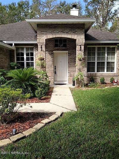 Jacksonville Single Family Home For Sale: 8520 Glenbury Ct North
