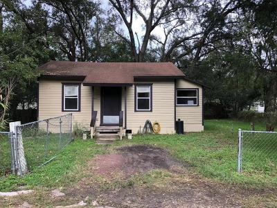 Jacksonville Single Family Home For Sale: 2615 Larsen Rd