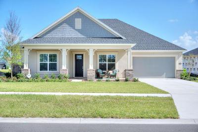 Atlantic Beach, Neptune Beach, Jacksonville Beach, Ponte Vedra Beach, Fernandina Beach Single Family Home For Sale: 85094 Majestic Walk Blvd