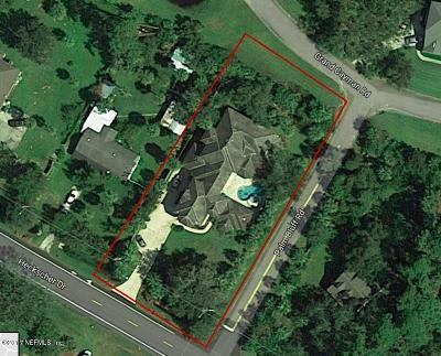 Jacksonville Single Family Home For Sale: 5611 Heckscher Dr