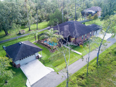 Fleming Island Single Family Home For Sale: 1554 Island Breeze Point