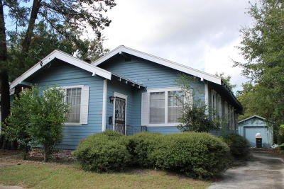 Jacksonville, Jacksonville Beach Multi Family Home For Sale: 525 West 18th St