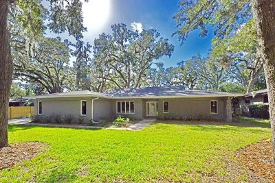 Single Family Home For Sale: 2558 Red Fox Rd