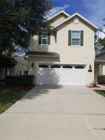 Orange Park Single Family Home For Sale: 720 Briar View Dr