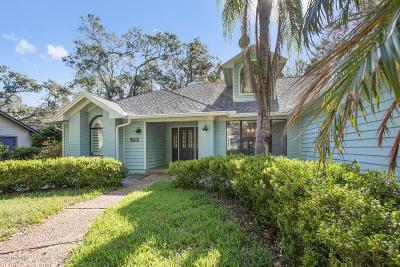 Atlantic Beach Single Family Home For Sale: 232 Oceanforest Dr N