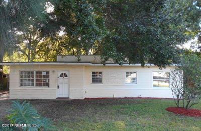 Jacksonville, Jacksonville Beach Multi Family Home For Sale: 3624 Carmichael Ave