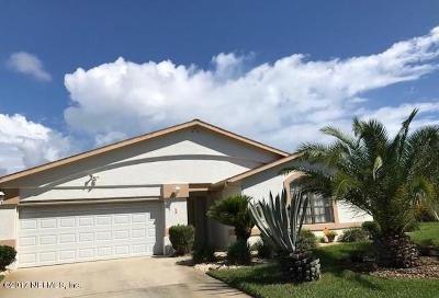 Palm Coast Single Family Home For Sale: 1 Coconut Ct