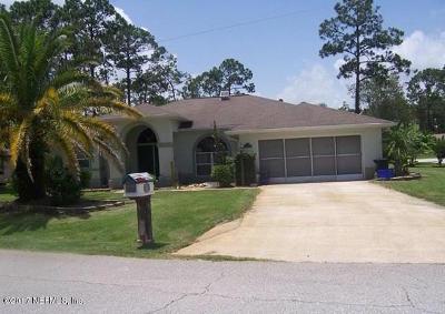 Palm Coast Single Family Home For Sale: 2 Westfalls Ln