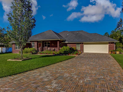 Macclenny Single Family Home For Sale: 6120 Copper Dr