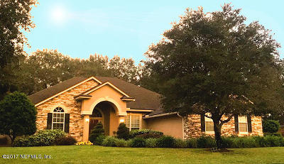 Orange Park Single Family Home For Sale: 3738 Cardinal Oaks Cir