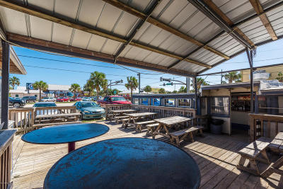St. Johns County Commercial For Sale: 691 A1a Beach Blvd