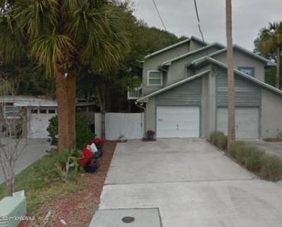 Atlantic Beach Townhouse For Sale: 317 2nd St
