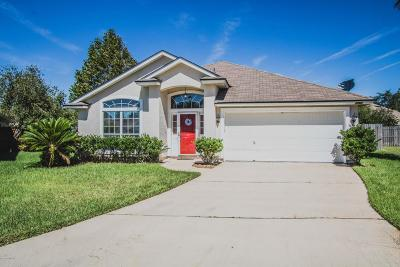 Fleming Island Single Family Home For Sale: 1563 Roseberry Ct