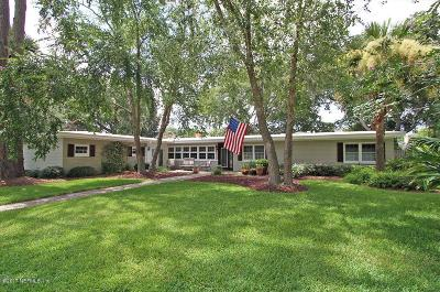 Jacksonville Single Family Home For Sale: 3705 Point Pleasant Rd