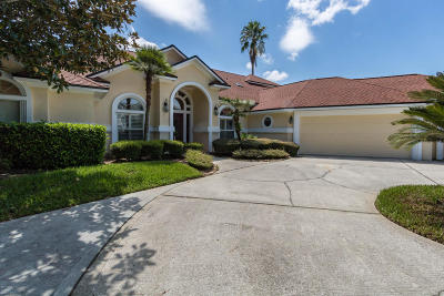 Atlantic Beach, Fernandina Beach, Jacksonville Beach, Neptune Beach, Ponte Vedra Beach Single Family Home For Sale: 2637 Lighthouse Bend Dr