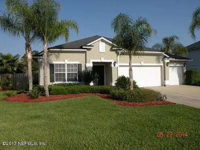 St. Johns County Rental For Rent: 1504 Chatham Ct