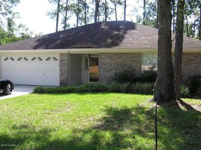 Jacksonville Single Family Home For Sale: 4398 Princess Labeth Ct West