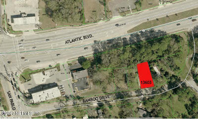 Jacksonville Residential Lots & Land For Sale: 13603 Bamboo Dr