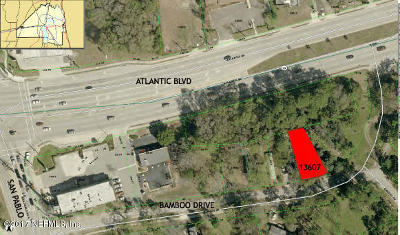 Jacksonville Residential Lots & Land For Sale: 13607 Bamboo Dr