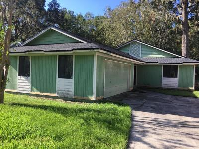 Jacksonville Single Family Home For Sale: 4320 Lake Woodbourne Dr