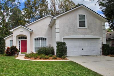 Jacksonville Single Family Home For Sale: 8826 Timberjack Ln