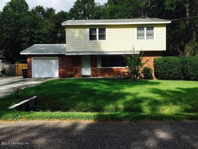 Jacksonville Single Family Home For Sale: 2002 Delray Ave