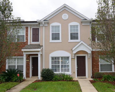 Jacksonville Townhouse For Sale: 6768 Arching Branch Cir