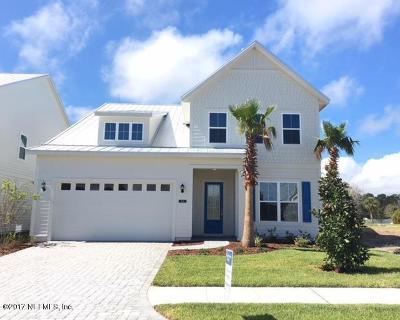 Atlantic Beach, Neptune Beach, Jacksonville Beach, Ponte Vedra Beach, Fernandina Beach Single Family Home For Sale: 54 Davin Ct