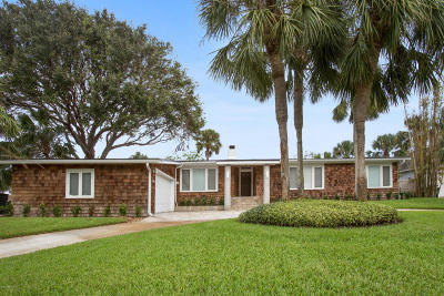 Atlantic Beach, Jacksonville Bc, Neptune Beach, Crescent Beach, Ponte Vedra Bch, St Augustine Bc Single Family Home For Sale: 1225 Selva Marina Cir