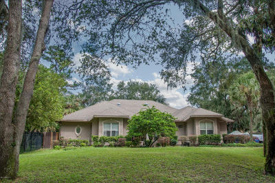 Jacksonville Single Family Home For Sale: 5429 Heckscher Dr