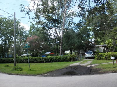 Jacksonville Residential Lots & Land For Sale: 13656 Betty Dr