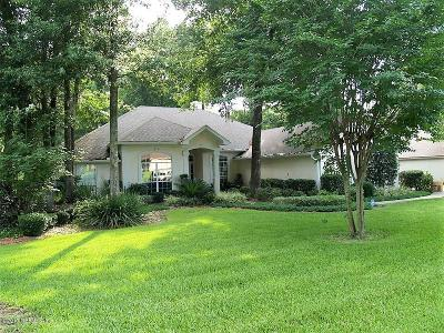 Jacksonville Single Family Home For Sale: 4520 Bay Harbour Dr