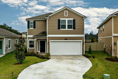Jacksonville Single Family Home For Sale: 4833 Reef Heron Cir