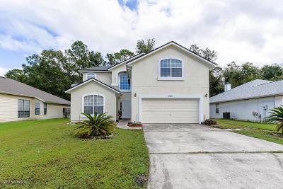 Orange Park Single Family Home For Sale: 223 Dover Bluff Dr