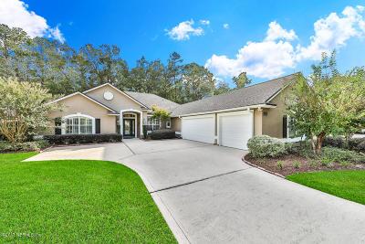 Orange Park Single Family Home For Sale: 533 Oakmont Dr