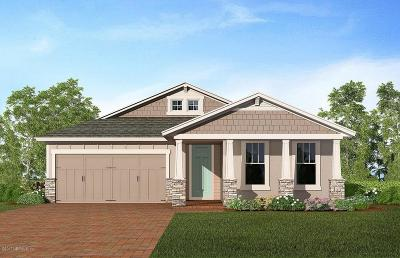 St Augustine Single Family Home For Sale: 261 Front Door Ln