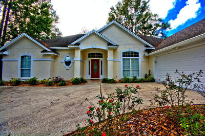Fleming Island Single Family Home For Sale: 1813 Holly Flower Ln