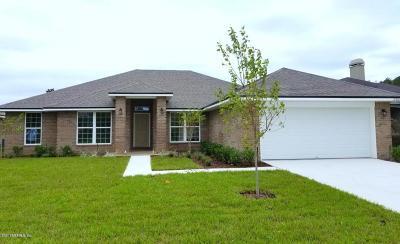 Jacksonville Single Family Home For Sale: 9503 Garden St