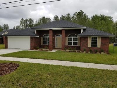 Jacksonville Single Family Home For Sale: 9511 Garden St